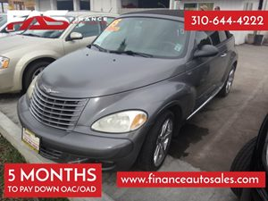 2005 Chrysler PT Cruiser GT Carfax Report - No Accidents  Damage Reported to CARFAX 4 Cylinders