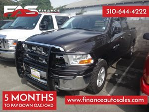 2011 Ram 1500 SLT Carfax 1-Owner - No Accidents  Damage Reported to CARFAX 8 Cylinders Audio