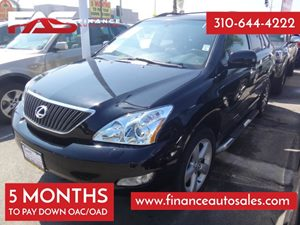 2004 Lexus RX 330  Carfax Report - No Accidents  Damage Reported to CARFAX 6 Cylinders Air Cond