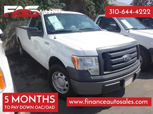 2010 Ford F-150 XL Carfax 1-Owner - No Accidents  Damage Reported to CARFAX Air Conditioning  A