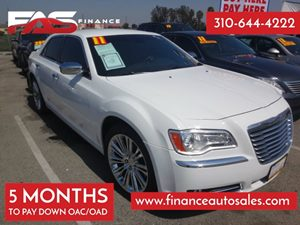 2011 Chrysler 300 300C Carfax Report - No Accidents  Damage Reported to CARFAX 4-Way Pwr Driver