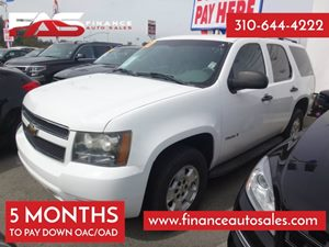 2007 Chevrolet Tahoe LS Carfax Report - No Accidents  Damage Reported to CARFAX 8 Cylinders Air