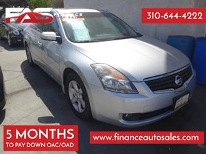 2008 Nissan Altima 35 SL Carfax Report - No Accidents  Damage Reported to CARFAX 6 Cylinders A