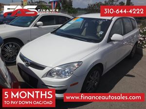 2012 Hyundai Elantra Touring GLS Carfax 1-Owner - No Accidents  Damage Reported to CARFAX 4 Cyli