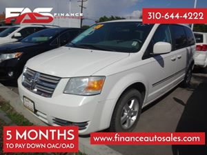 2008 Dodge Grand Caravan SXT Carfax Report - No Accidents  Damage Reported to CARFAX 6 Cylinders