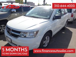 2010 Dodge Journey SE Carfax Report Audio  Mp3 Player Brakes  Abs Convenience  Power Outlet