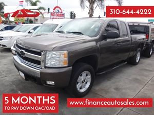 2007 Chevrolet Silverado 1500 LT w2LT Carfax Report - No Accidents  Damage Reported to CARFAX 8