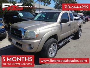 2005 Toyota Tacoma PreRunner Carfax Report - No Accidents  Damage Reported to CARFAX 6 Cylinders