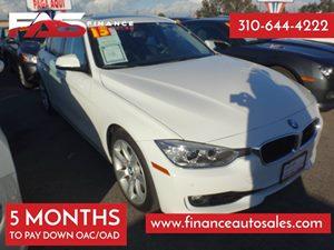 View 2013 BMW 3 Series