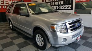 View 2010 Ford Expedition EL