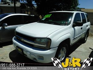 View 2002 Chevrolet TrailBlazer