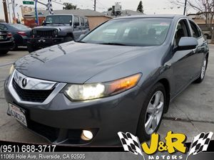 View 2009 Acura TSX