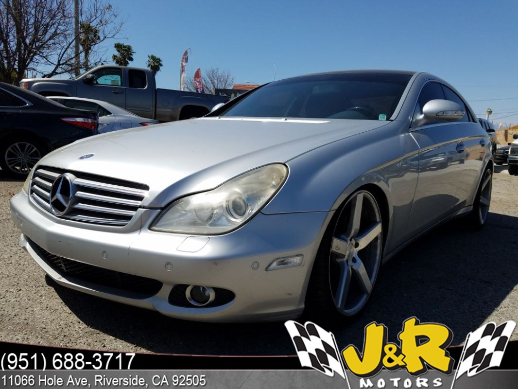 2008 Mercedes Benz CLS550 Coupe