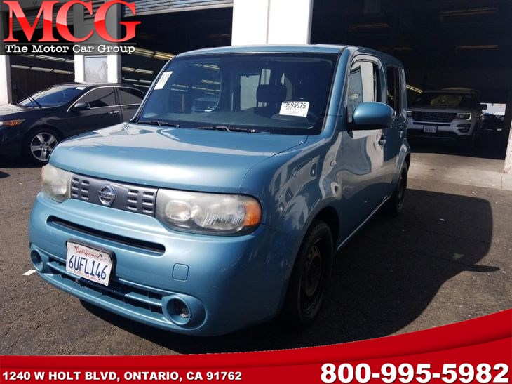 Used 2010 Nissan Cube 18 Sl In Ontario