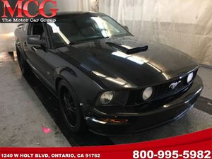 View 2007 Ford Mustang