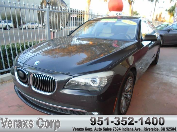 Used BMW Series Li In Riverside - 2011 bmw price