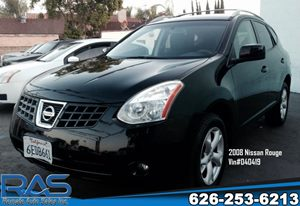 View 2008 Nissan Rogue