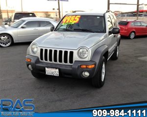 View 2004 Jeep Liberty