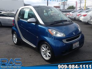 View 2009 Smart fortwo