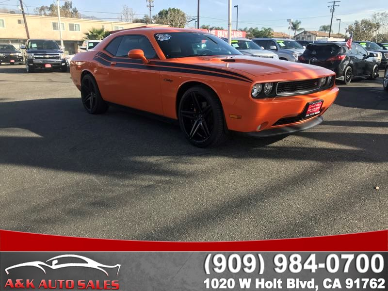 Used 2012 Dodge Challenger R/T Classic in Ontario
