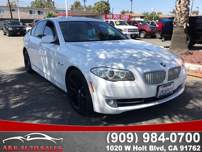 Used 2011 BMW 5 Series 550i In Ontario