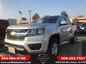 View 2018 Chevrolet Colorado