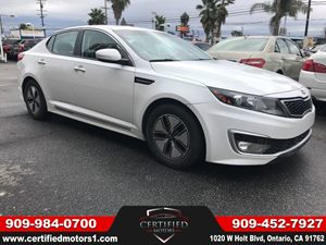 View 2011 Kia Optima