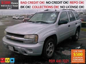 View 2007 Chevrolet TrailBlazer