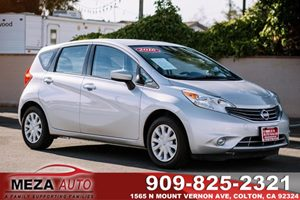 View 2016 Nissan Versa Note