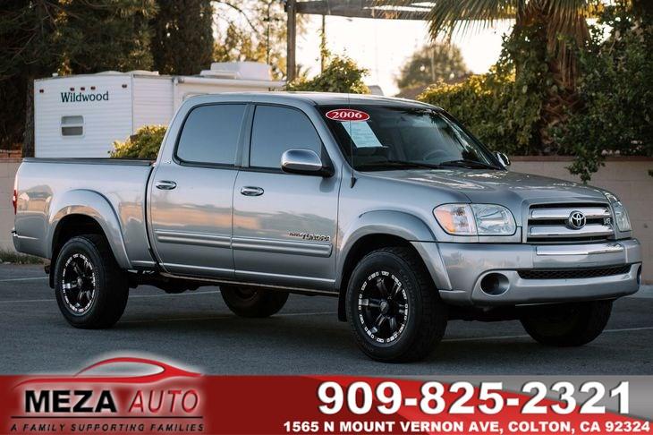Sold Toyota Tundra SR In Colton - Toyota tundra invoice price
