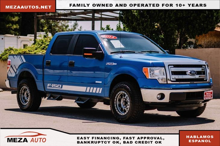 2014 Ford F-150 XL 4X4 Off Road Wheels