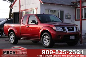 View 2015 Nissan Frontier