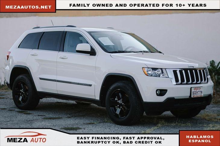 Used 2012 Jeep Grand Cherokee Laredo in Colton