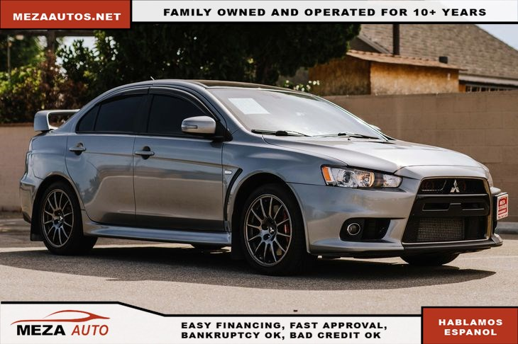 2015 Mitsubishi Lancer Evolution Final Edition #US1205