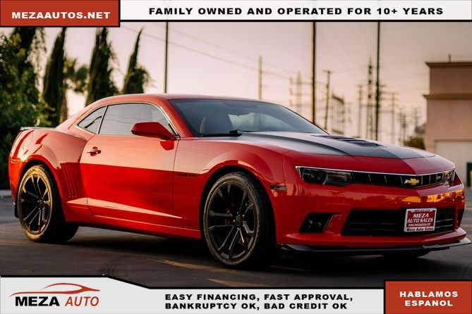 2014 Chevrolet Camaro SS 1LE Package Manual Transmission