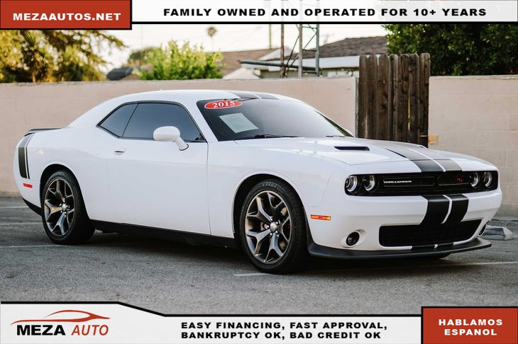 2015 Dodge Challenger R/T *FULLY LOADED *NAVI *LEATHER