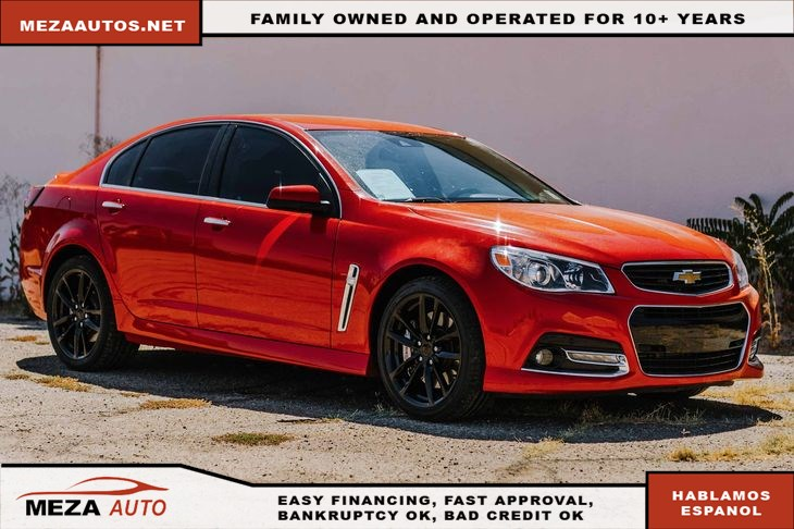2014 Chevrolet SS *Fully loaded