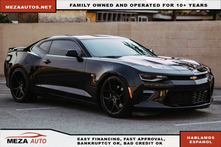 2018 Chevrolet Camaro 1SS *Manual transmission