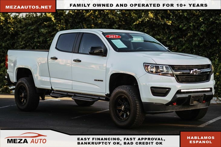 2017 Chevrolet Colorado 2WD LT *LIFTED
