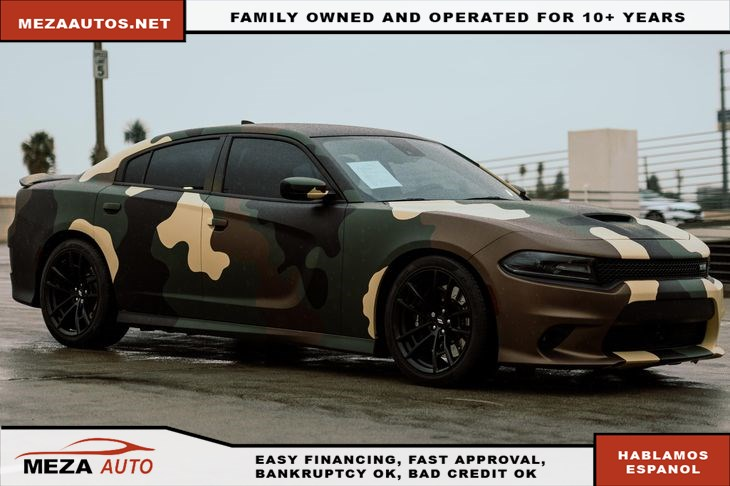 2018 Dodge Charger Daytona 392 *WRAPPED