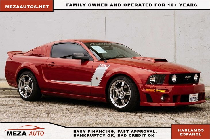 2008 Ford Mustang ROUSH 427R Stage 3 Supercharged