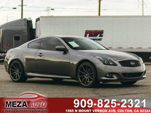 View 2011 Infiniti G37 Coupe