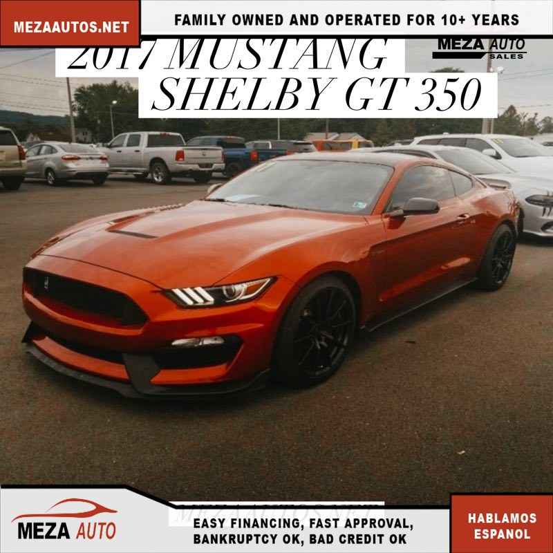 2017 Ford Mustang Shelby GT350 *Whipple Supercharged *742HP