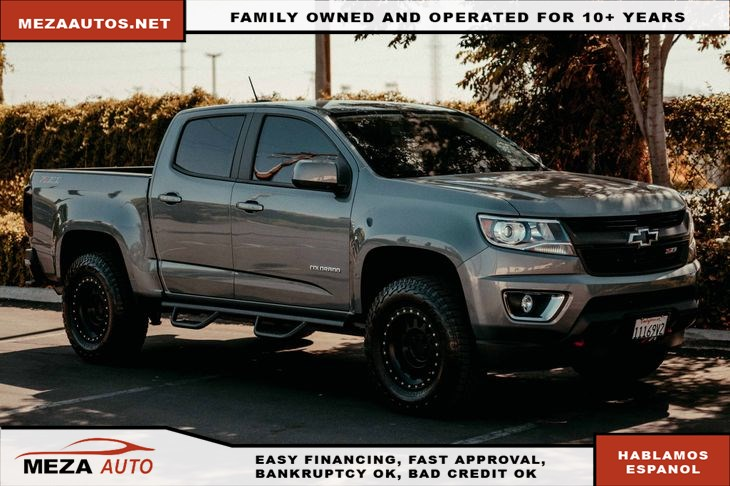 2019 Chevrolet Colorado 2WD Z71