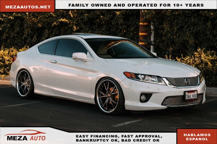 2015 Honda Accord Coupe EX-L *Lowered* *AM Rims*