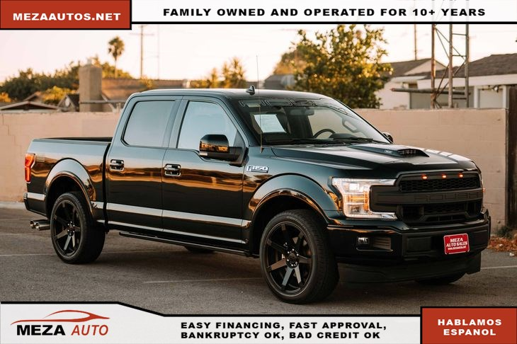 2018 Ford F-150 LARIAT *ROUSH