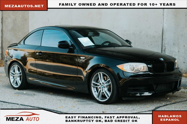 2012 BMW 1 Series 135i *M-Sport* *Red Interior**Sunroof*