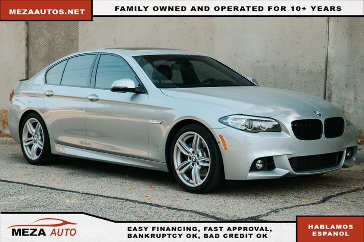 2015 BMW 5 Series 535i *M-Sport* *Navi* *Sunroof*