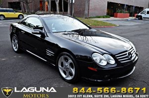 View 2004 Mercedes-Benz SL500