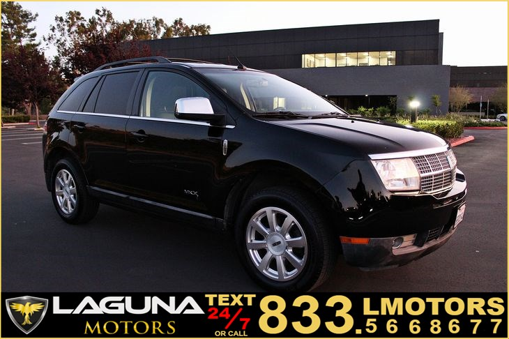 2008 Lincoln Mkx Problems >> 2008 Lincoln Mkx Laguna Motors